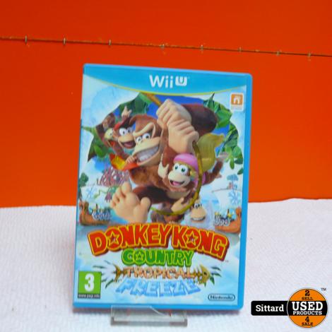 Wii U Game - Donkey Kong Country , Elders voor 19.99 Euro