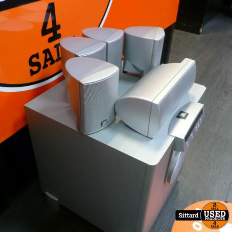 JBL ESC360 simply cinema 5.1 surround speakerset