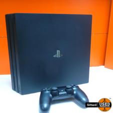 SONY Playstation 4 Pro 1TB , als nieuw met bon mei 2020