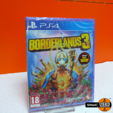 PS4 Game - Borderlands 3 NIEUW , nwpr. 29.99 Euro