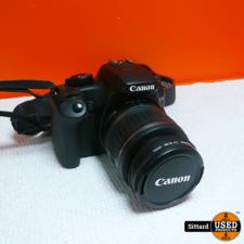 CANON EOS1000D + 18-55 mm. kitlens | 10.1 Mp | nieuwstaat