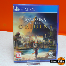 PS4 Game - Assasin's Creed origins