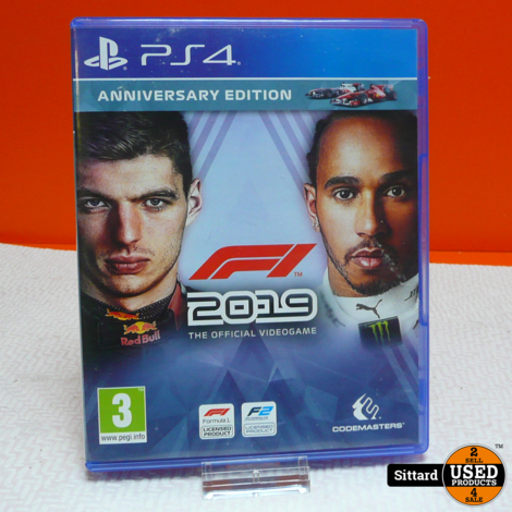 PS4 Game - F1 2019