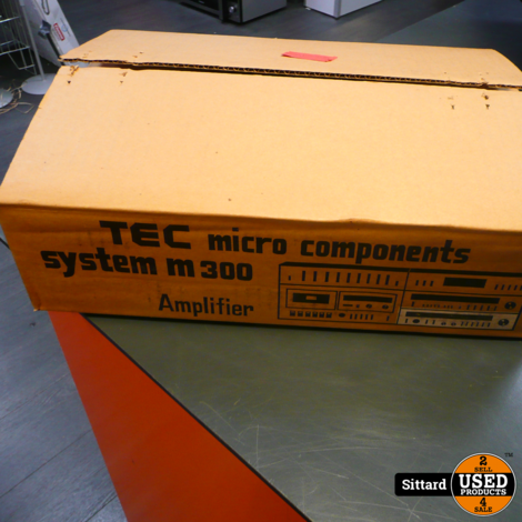 TEC Micro Componenents System M300 Versterker