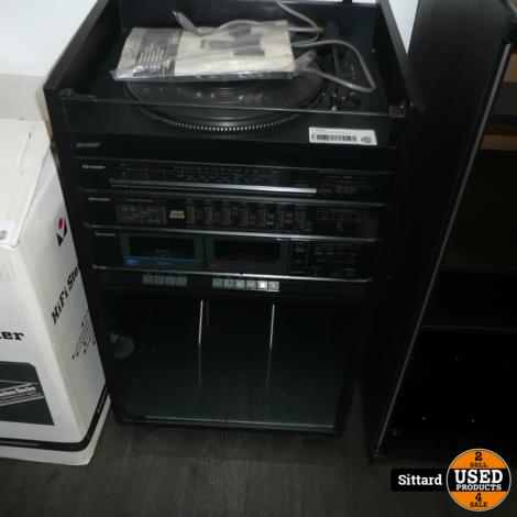 Wieza Sharp System-W3H, nieuw in doos