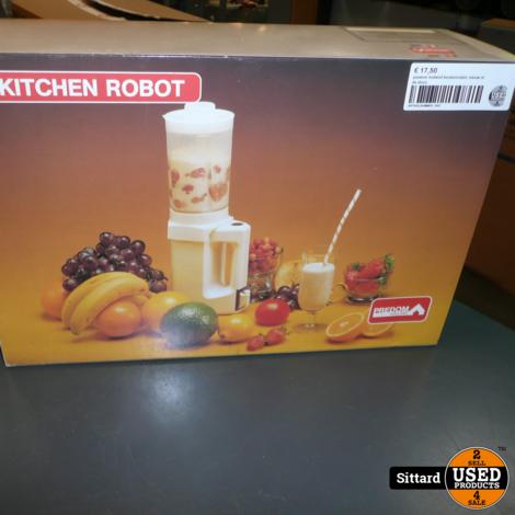 predom holland keukenrobot, nieuw in de doos