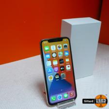 Apple iPhone X 64 GB, white, accu 87%