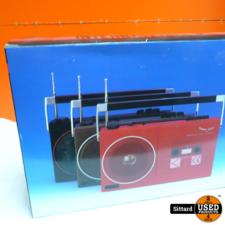International draagbare radio, nieuw in doos