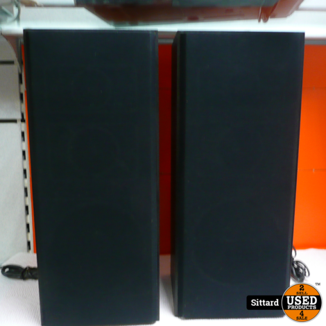 Studiotech Hi-Fi luidsprekers W-50, nieuw in doos
