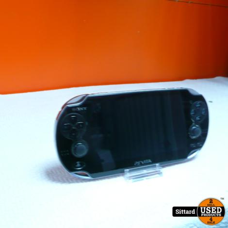 Playstation PS Vita PCH-1104 Console