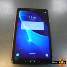 Samsung Galaxy TAB A 10.1 32GB (2016) WiFi + 4G   met hoes in nieuwstaat, nieuwprijs 195 euro