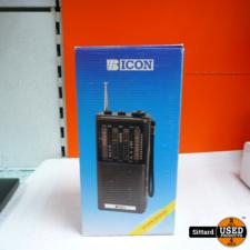 Bicon CB radio receiver, nieuw in doos