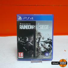 Rainbows X Siege | PS4 | prima staat
