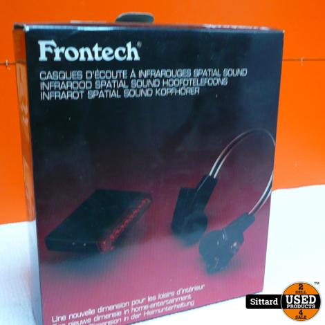 Frontech Infrarood spatial sound hoofdtelefoon