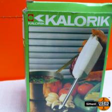 KALORIK 5348 Staafmixer , compleet met doos