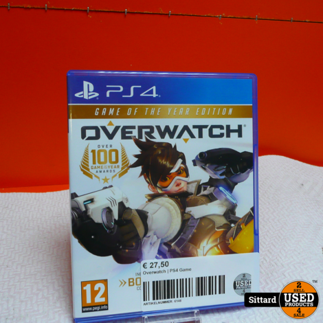 Overwatch | PS4 Game