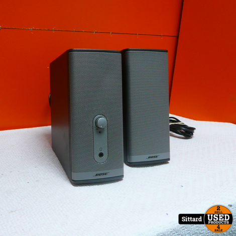 Bose Companion 2 series 2 Multimedia speakers