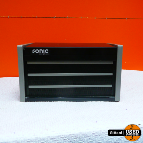 Sonic Equipment Bluetooth speaker