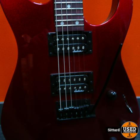 Jackson JS12 elektrische gitaar | Nwpr. 179,- Euro
