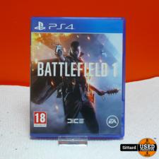 Playstation 4 Game - Battlefield 1 | Elders Gezien voor 14,98 Euro