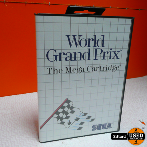World Grand Prix - SEGA Game