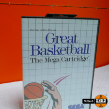 Great Basketball - SEGA Game