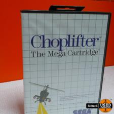 Choplifter - SEGA Game