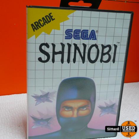Shinobi - SEGA Game