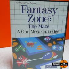 Fantasy Zone the maze - SEGA Game