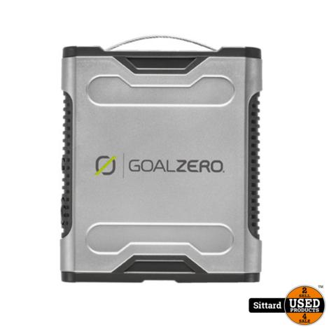 Goal Zero Sherpa 50 powerpack + 220 volt inverter | 100% NIEUW