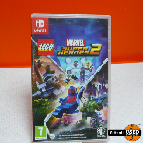 LEGO Marvel Super Heroes 2 | Nintendo Switch | nwpr 39,99 euro
