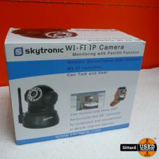 Skytronic Wi-Fi IP Camera