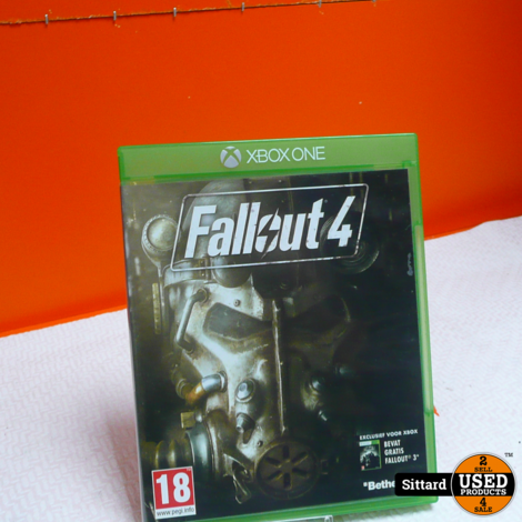 Fallout 4 - XBOX One Game