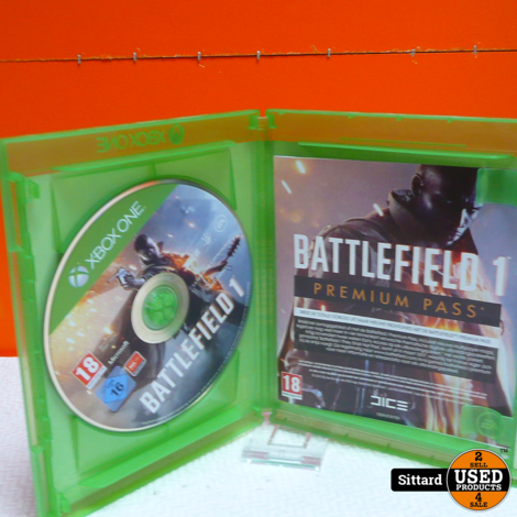 Battlefield 1 - XBOX One Game