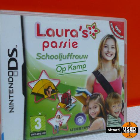 Laura's Passie - DS Game