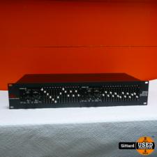 DBX 2215 Dubbel Equalizer/Limiter Type III NR