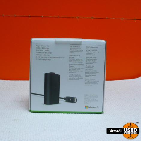Xbox One Play & charge Kit | Nieuw!