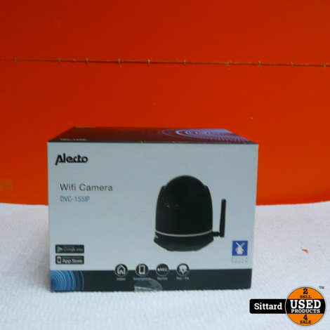 Alecto DVC-155IP Wifi Camera | Nwpr. 69,99 Euro