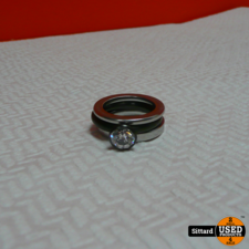 3-delige KADO ring, 18 mm.   nwpr 143 euro