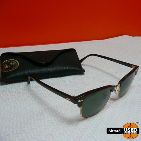 Ray ban RB3016 zonnebril met doosje