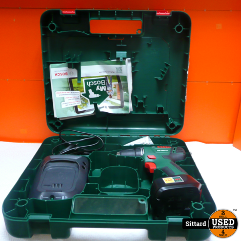 Bosch PSR 1800 Li-2 accuboormachine | nwpr 139 euro