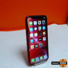 Apple iPhone XR - Rood - 64GB , met bon van 03-03-2020