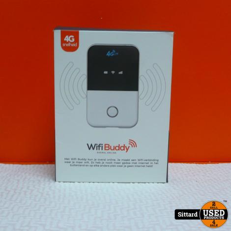 WifiBuddy , compleet met doosje