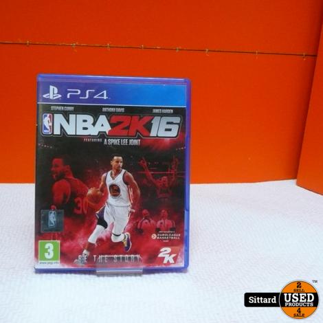 Ps4- NBA2K16
