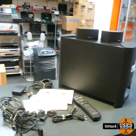 Bose Cinemate GS Series II speakersysteem