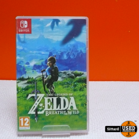 Zelda: Breath of the Wild, Nintendo switch