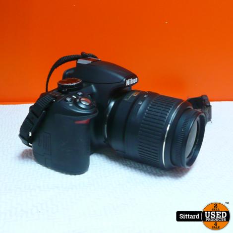 Nikon D3100 Camera + 18-55 mm lens