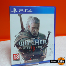 The Witcher wild hunt | PS4 Game