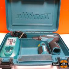 Makita DF330D accuboormachine , compleet met doos