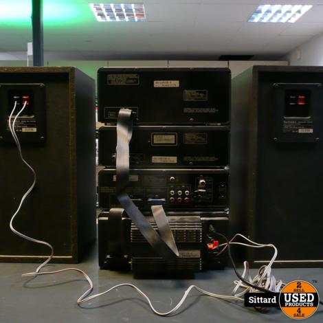 Technics CH510 Torenset + speakers